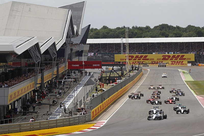 Silverstone says Formula 1's British Grand Prix is safe to 2026