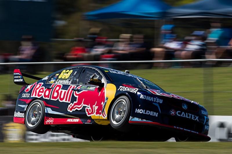 Craig Lowndes not sure V8 Supercars will hit 300km/h at Bathurst