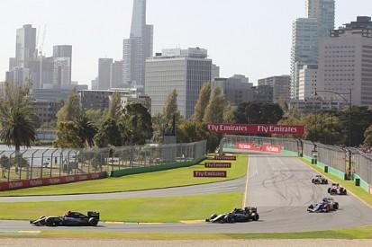 Australian GP organisers respond to F1 2016 date change