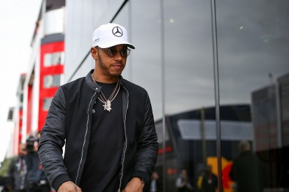 Lewis Hamilton defends absence from London F1 Live event