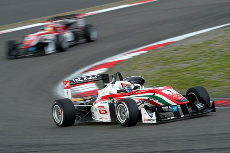 Top F3 team Prema replaces Lazarus for 2016 GP2 season