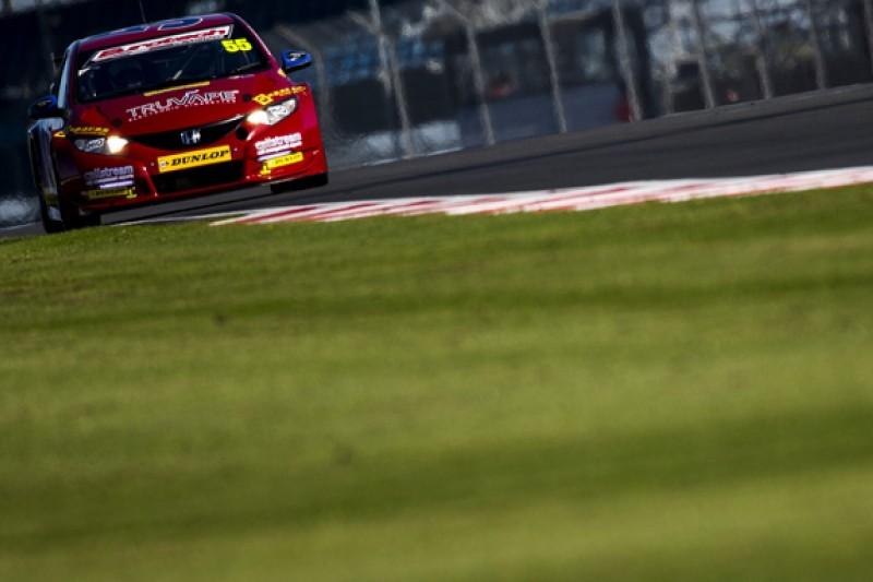 BTCC squad Eurotech to run new Honda Civic Type R in 2016