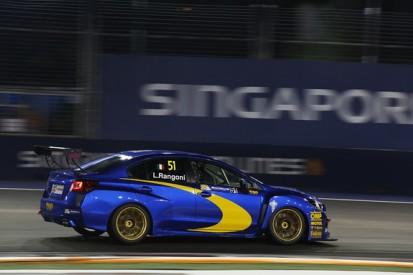 Dual BTCC champion Alain Menu to race TCR Subaru at Macau GP