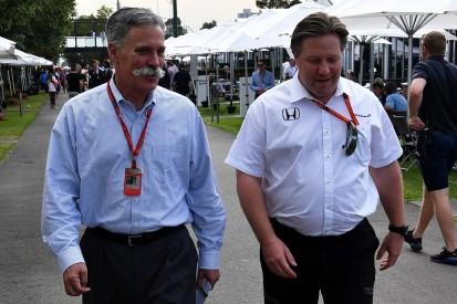 McLaren: F1 teams must make short-term sacrifices for Liberty
