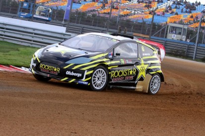 BTCC race winner Tom Onslow-Cole wants more rallycross outings