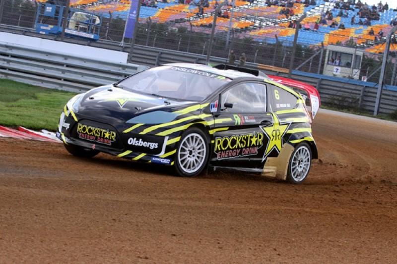BTCC race winner Tom Onslow-Cole wants more rallycross outings