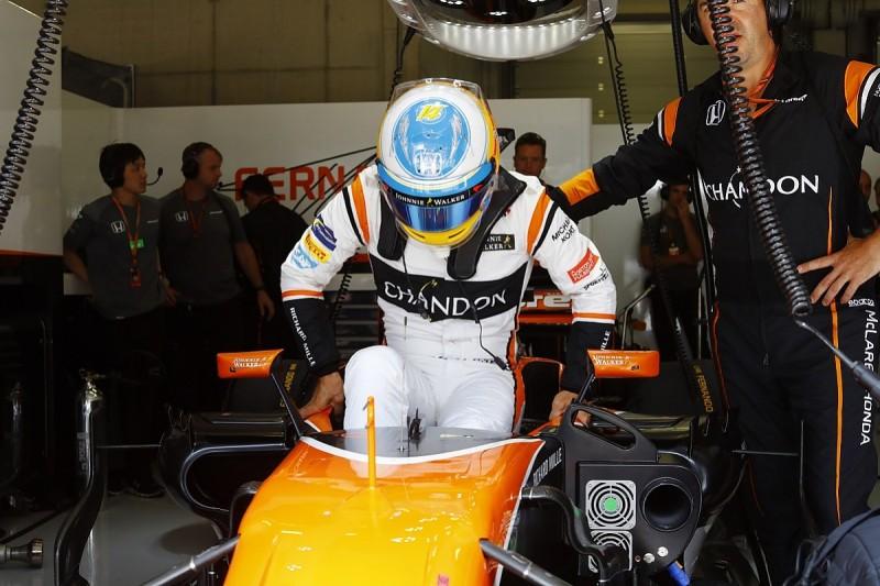 British Grand Prix: Alonso gets grid penalty after Honda change