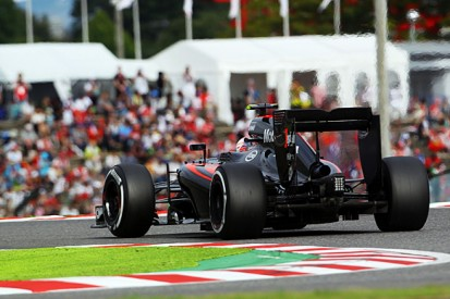 McLaren F1 team seeks progress from Honda on hybrid technology