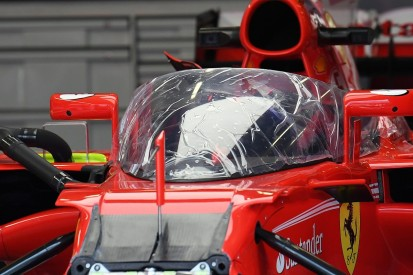 Sebastian Vettel to be first F1 driver to try shield at Silverstone
