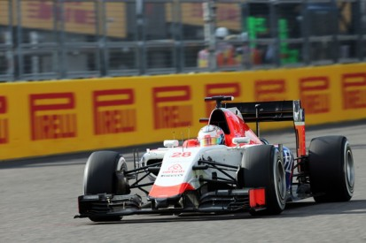 Will Stevens wants 'competitive' Manor F1 seat for 2016 season