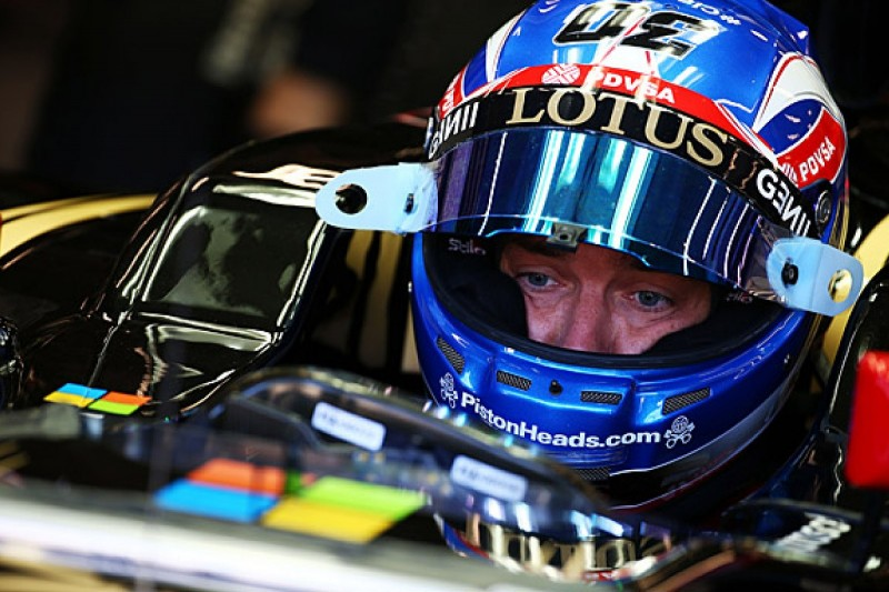 Race seat or nothing in 2016 for Lotus F1 reserve Jolyon Palmer