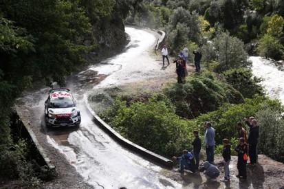 Tour of Corsica under fire after tough WRC return last weekend