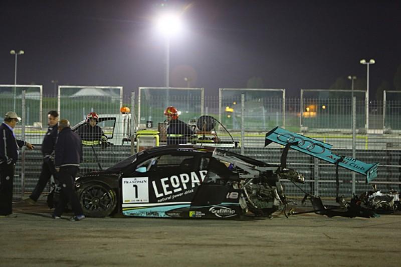 Laurens Vanthoor to miss Blancpain GT finale with hip fracture