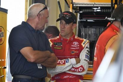 Joe Gibbs NASCAR team drops Kenseth to make room for Jones in 2018