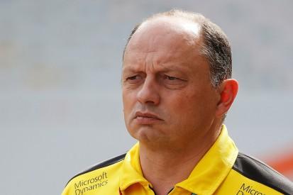 Frederic Vasseur announced as Sauber Formula 1 team's new boss