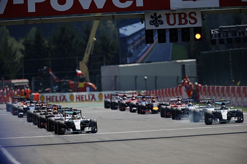 Mercedes 'excited' by prospect of three-car Formula 1 teams