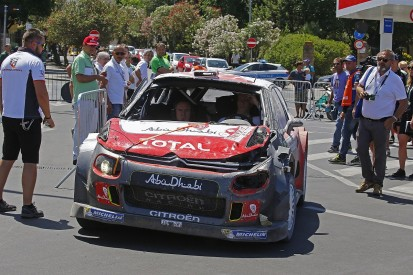 Citroen writes off its 2017 World Rally Championship season