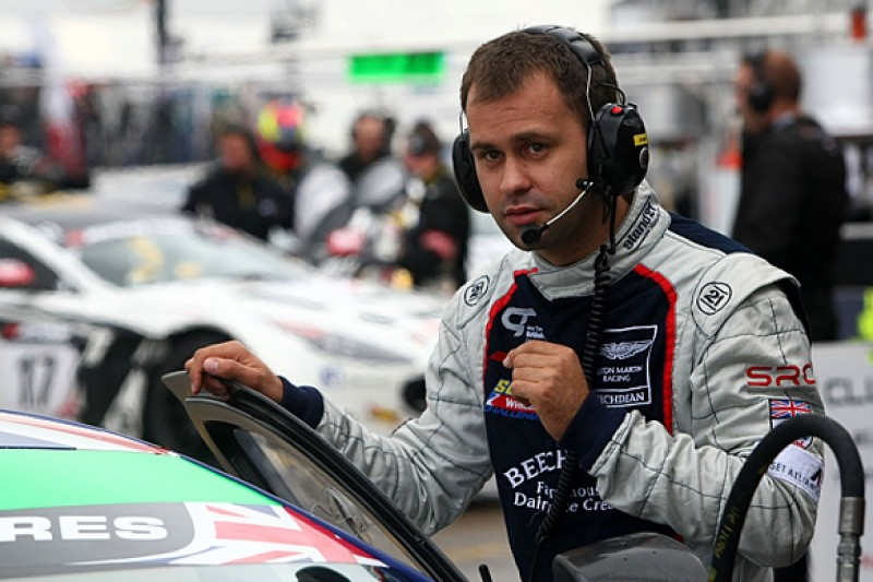 British GT Champion Jonny Adam wins Daytona 24 Hours drive