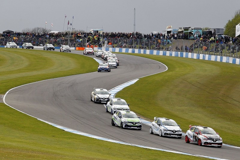 Palmer's MSV waiting for Donington Park deal clearance