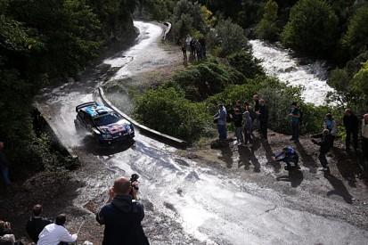 WRC Tour of Corsica: Jari-Matti Latvala pulls away from Elfyn Evans