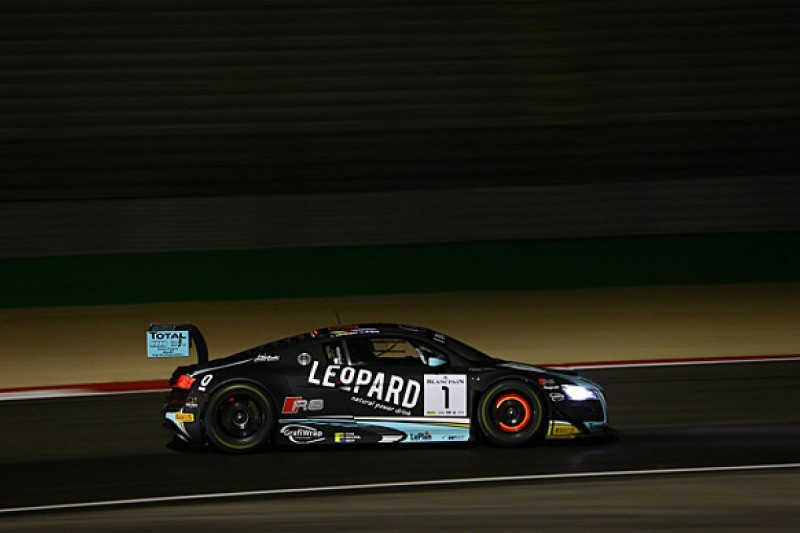 WRT Audi eyes stand-in for Vanthoor after Misano Blancpain GT crash