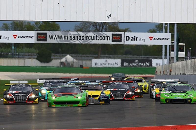 Misano Blancpain GT: Rinaldi Ferrari wins, Bentley gains in points