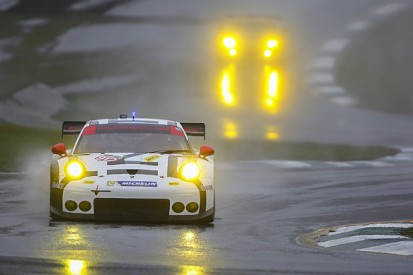 United Sportscar Petit Le Mans: GTLM Porsches put to back of grid