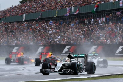 Red Bull's Horner: Silverstone could lose British GP to London race
