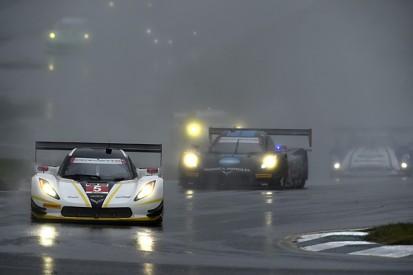 United SportsCar: Petit Le Mans interrupted by torrential rain