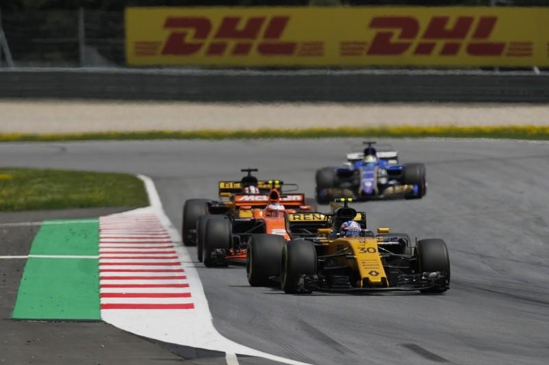 Palmer: Adapting to Hulkenberg style led to Austria F1 breakthrough