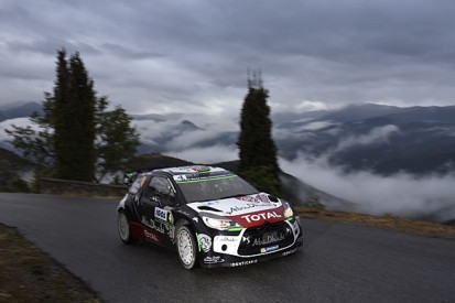 WRC Tour of Corsica to resume with delay after landslides, floods