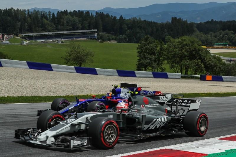 Carlos Sainz Jr surprised by inconsistent Haas Formula 1 team form