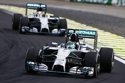 Mercedes F1 team posts £76.9million loss for 2014 season