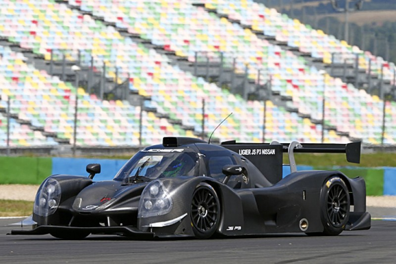 United Autosports picks Ligier for European Le Mans Series LMP3