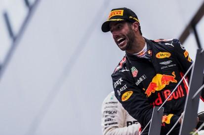 Ricciardo says F1 Austrian GP podium more significant than Baku win