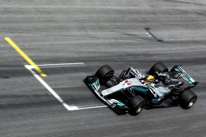 Mercedes F1's Hamilton feels he was strongest Austrian GP performer