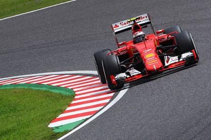 Ferrari's progress against Mercedes will be 'limited' until 2016