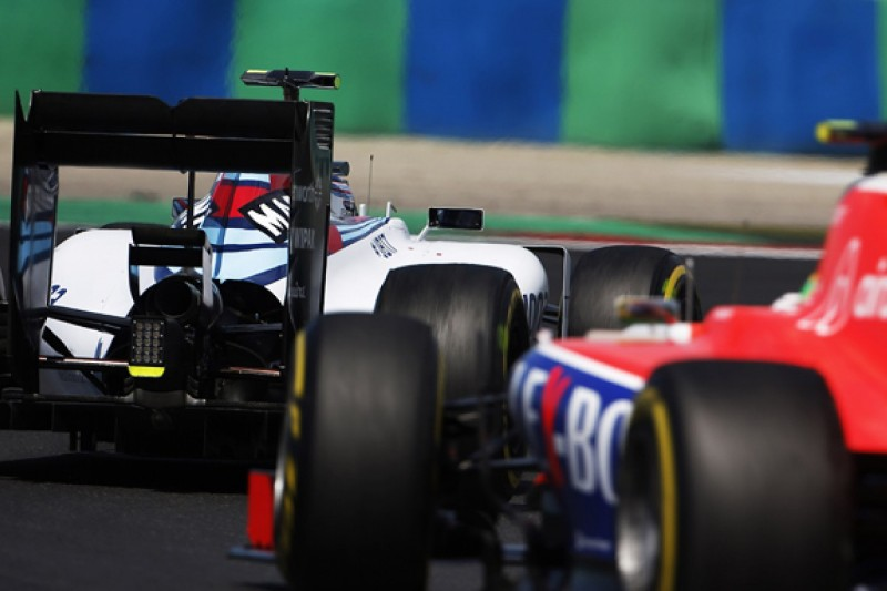 Williams agrees technical deal with Manor Formula 1 team