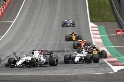 Williams surprised by double F1 points finish in Austrian Grand Prix