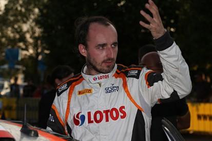 Robert Kubica fastest in Tour de Corse WRC shakedown