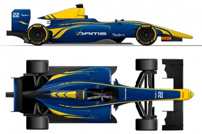DAMS switches from Formula Renault 3.5 to GP3 for 2016