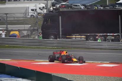 Max Verstappen: Clutch problem put me in range of Austrian GP crash