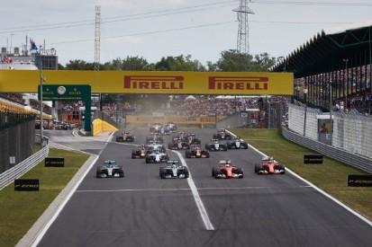 Summer break reinstated into new version of 2016 F1 calendar