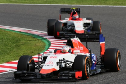 Manor Formula 1 team secures Mercedes power-unit deal
