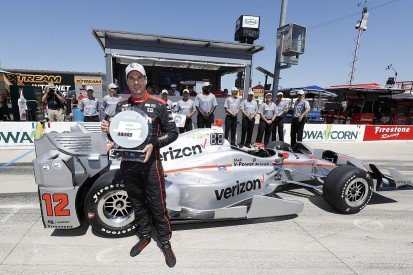 Iowa IndyCar: Will Power takes pole for Penske