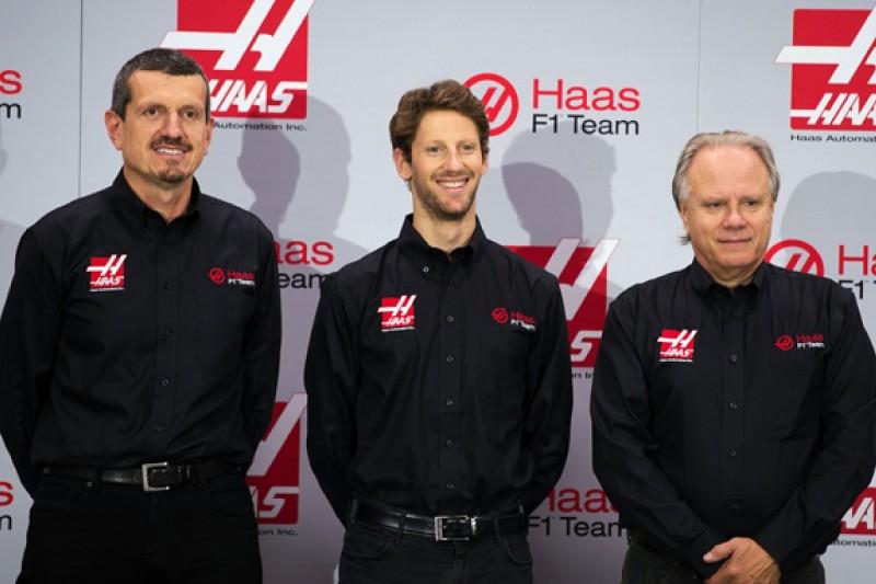 New Haas F1 team will hit the ground running, says recruit Grosjean