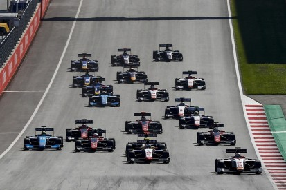 Red Bull Ring GP3: Hyman beats Ferrari junior Alesi to race two win