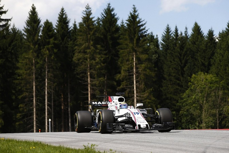 F1 drivers face Austrian GP soft-tyre questions in Austrian GP