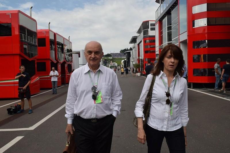One-time Stefan GP boss Zoran Stefanovic plans F1 team for 2019