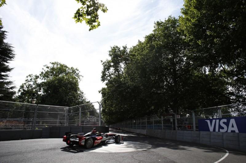 Formula E avoids London clash with Formula 1 British Grand Prix